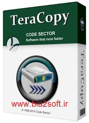 کپی مطمئن و سریع فایل ها با TeraCopy Pro v 2.27 Final